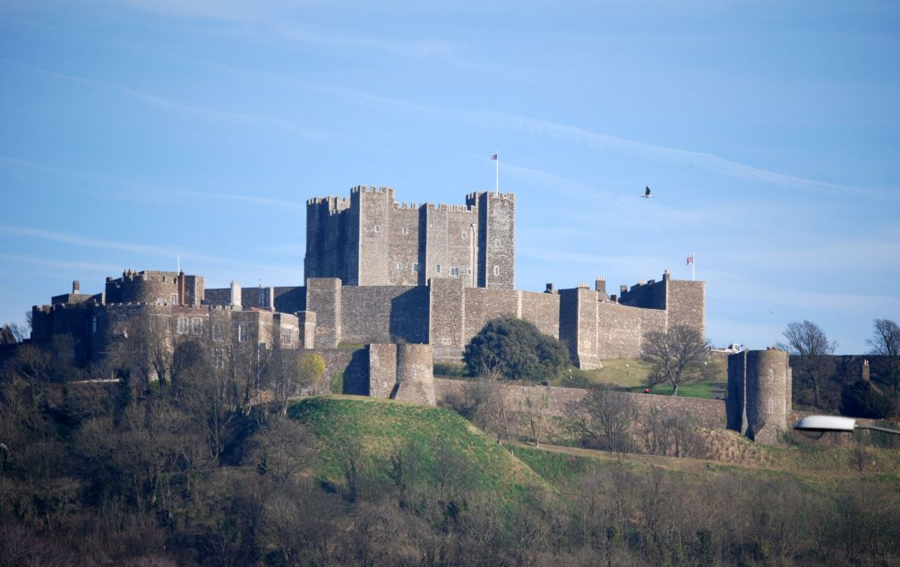 Educational Visit to Rye and Dover Castle